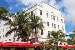 Art Deco Architecture Stock Photography