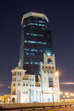 Art Deco architektura w Doha, Katar Zdjęcie Royalty Free