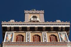 Art Deco Bacardi που ενσωματώνει την Αβάνα Στοκ εικόνες με δικαίωμα ελεύθερης χρήσης