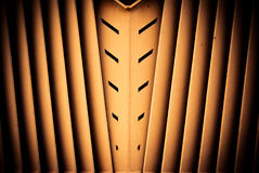 Art Deco background. Abstract art deco background Image is the grill of a military vehicle stock image