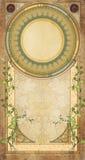 Art deco background Stock Images