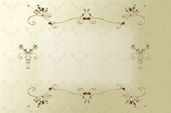 Art deco background royalty free stock photography