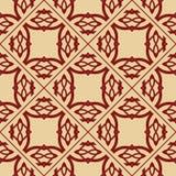 Art Deco Background. Vector modern tiles pattern. Abstract art deco seamless monochrome background stock illustration