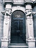 Art Deco bramy Obrazy Royalty Free