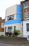 Art Deco buduje biuro Zdjęcia Royalty Free