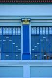 Art Deco Buduje, Napier Obrazy Royalty Free