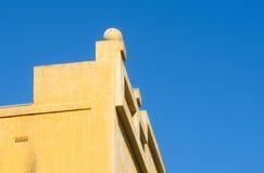 Art Deco buduje szczegół zdjęcia royalty free