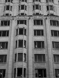 Art Deco Building fotografía de archivo
