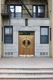 Art deco building Royalty Free Stock Photography