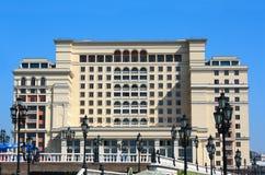 Art Deco building Royalty Free Stock Photos