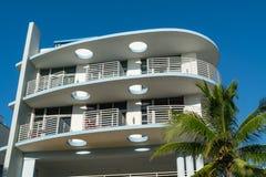 Art Deco Building stockbild
