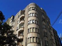 Art Deco Building Imagen de archivo