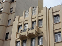 Art Deco Building Fotos de archivo