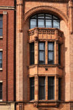 Art deco building in Manchester UK Stock Photo