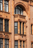 Art deco building in Manchester UK Stock Image