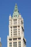 Art Deco Building in New York Stock Photo