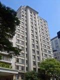 Art Deco Building Stock Image