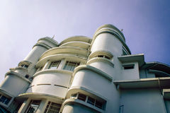 Art Deco Building Villa Isola 4 Royalty Free Stock Photography