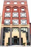 Art Deco Building Royalty Free Stock Photo