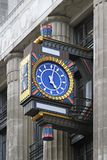 Art deco clock Royalty Free Stock Photos