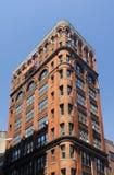 Art deco dat New York inbouwt Royalty-vrije Stock Afbeeldingen