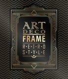 Art deco geometric Royalty Free Stock Photography