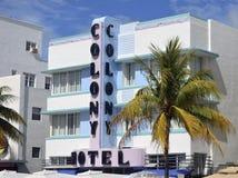 Art Deco hotel Obraz Stock