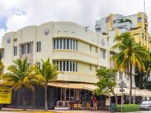 Art Deco hotel Zdjęcie Stock
