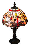 Art Deco Lamp Stock Photography