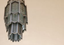 Art Deco Lamp - offset Stock Photos