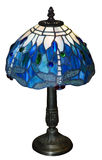 art deco lampa Obrazy Royalty Free