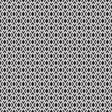Art Deco Lattice Vector Pattern sans couture Photographie stock libre de droits