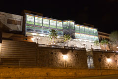 Art Deco Museum (Salamanca) Stock Image