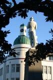 Art Deco, Napier, NZ Στοκ Εικόνες