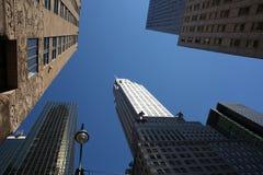 Art deco New York Foto de Stock Royalty Free