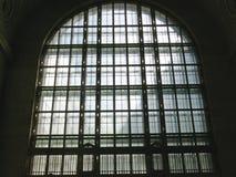 art deco okno Zdjęcie Royalty Free