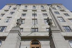 Art Deco okresu mieszkania Zdjęcie Stock