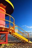 Art Deco på havet Royaltyfri Bild