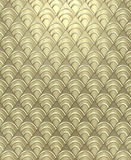 Art Deco Pattern Background royalty free illustration
