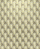 Art Deco Pattern Background stock illustration
