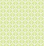 Art Deco Pattern géométrique sans couture Fond floral de vecteur abstrait illustration stock