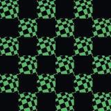 Art Deco Pattern Of Geometric-Elementen Naadloos patroon Vector illustratie Ontwerp voor Druk, Presentatie royalty-vrije stock fotografie