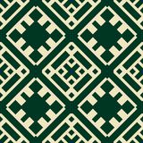 Art Deco Pattern. Seamless background. Geometric design. 1920-30s motifs. Luxury vintage illustration stock illustration