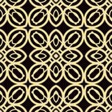 Art Deco Pattern. Seamless vintage background. Minimalistic geometric design. Vector line design. 1920-30s motifs. Luxury vintage illustration vector illustration