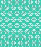 Art deco pattern Stock Image