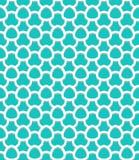 Art deco pattern Royalty Free Stock Image