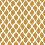 Art Deco Seamless Background d'or abstrait illustration stock
