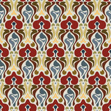 Art deco seamless pattern Royalty Free Stock Photos