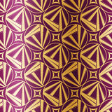 Art Deco seamless pattern Royalty Free Stock Images