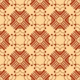 Art Deco seamless pattern. Abstract Art Deco Tiles Seamless Vector Pattern. Geometric texture. Repeating background royalty free stock photo